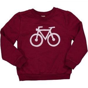 BI SUIT sudadera Bike Vino
