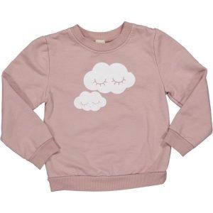 BI SUIT sudadera Nubes Rosa