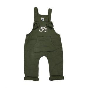 BI SUIT Peto Largo Bike Militar