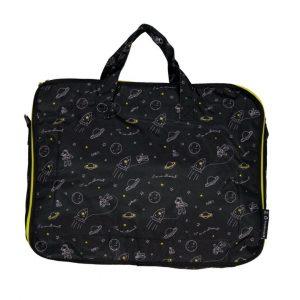 MY BAG'S maleta Cosmos Negro