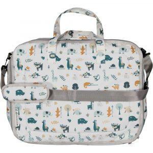 MY BAG'S maleta Animal Blue