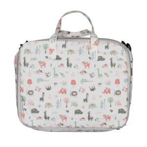 MY BAG'S maleta Animal Pink
