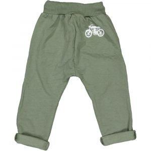 BI SUIT Pantalón Moto Militar