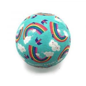 CROCODILE CREEK pelota 13cm first ball rainbow dream