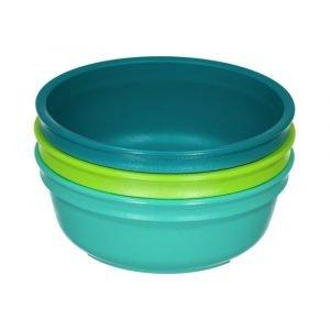 REPLAY pack 3 bowl teal