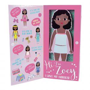 FLOSS AND ROCK juego magnético vestidos Zoey
