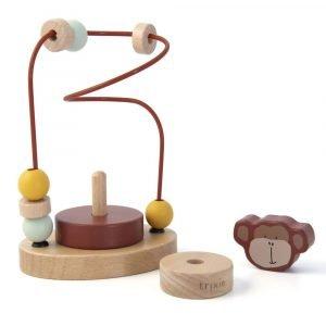 TRIXIE juego laberinto de perlas Mono