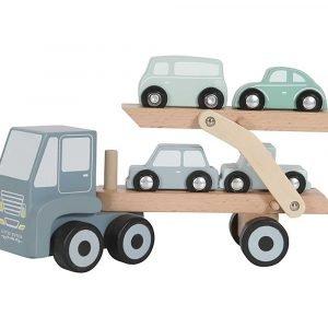 LITTLE DUTCH camión transportador Coches