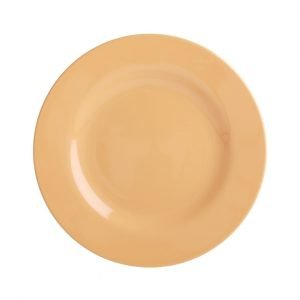RICE plato postre Soft Apricot