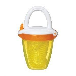 MUNCHKIN alimentador deluxe para niños Amarillo