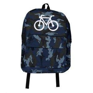 BI SUIT mochila camu Bike Blue