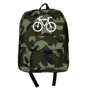 BI SUIT mochila camu Bike Militar