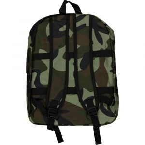 BI SUIT mochila camu Moto Militar