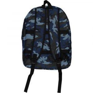 BI SUIT mochila camu Moto Blue
