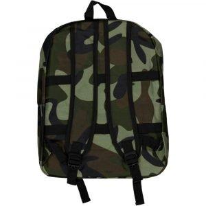 BI SUIT mochila camu Paz Militar