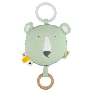 TRIXIE muñeco musical Polar Bear