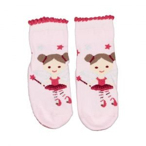 STERNTALER calcetín antideslizante Bailarina Rosa