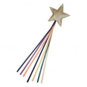 MIMI AND LULA varita Rainbow Ribbon Multi
