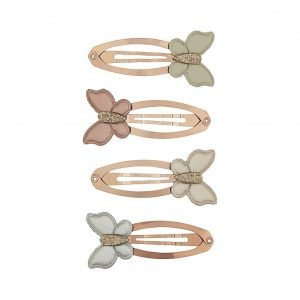 MIMI AND LULA 4 clips Shimmer Butterfly Fairy