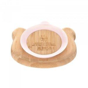 LASSIG plato madera raton