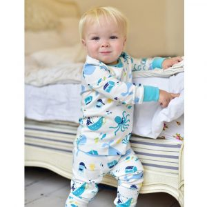 POWELL CRAFT pijama 2pz deep sea