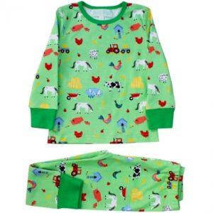POWELL CRAFT pijama 2pz farmyard