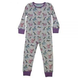 POWELL CRAFT pijama 2pz unicornio 2A