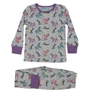 POWELL CRAFT pijama 2pz unicornio