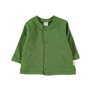 PETIT OH chaqueta franela Nani Khaki
