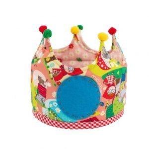 MICUMACU corona cumpleaños niños Caperucita