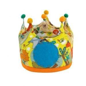 MICUMACU corona cumpleaños niños Dinosaurio