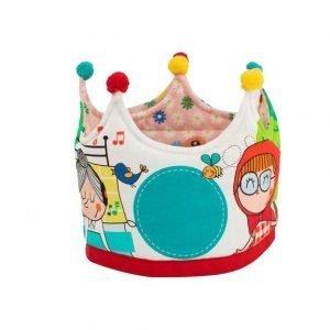 MICUMACU corona cumpleaños niños personajes Caperucita
