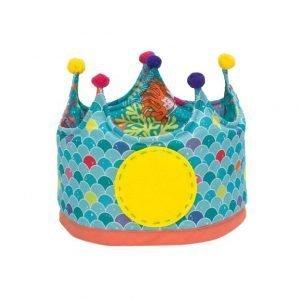 MICUMACU corona cumpleaños niños Sirenas