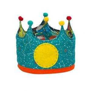 MICUMACU corona cumpleaños niños Robots