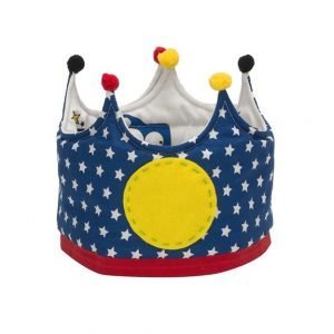 MICUMACU corona cumpleaños niños Personajes Héroes