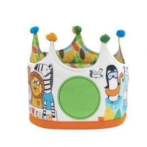 MICUMACU corona cumpleaños niños personajes La Tierra