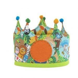 MICUMACU corona cumpleaños niños La Tierra