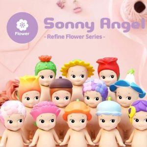 SONNY ANGEL colección Flores