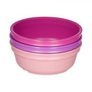 REPLAY pack 3 bowl rosa