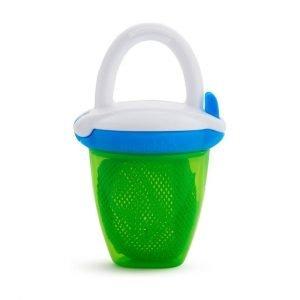 MUNCHKIN alimentador deluxe para niños verde