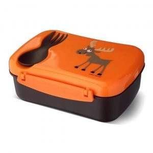 CARL OSCAR nice box naranja