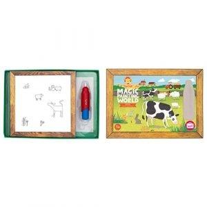 IGER TRIBE magic painting farm