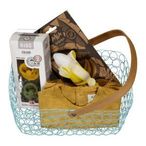 SUIT BEIBI pack mostaza