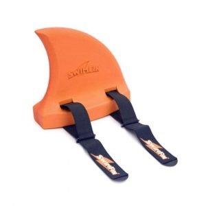 SWIMFIN aleta tiburon naranja