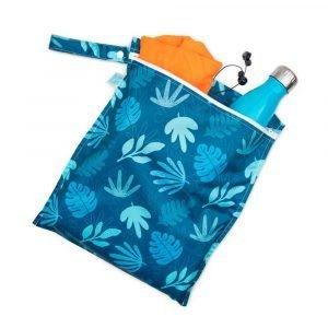 BUMKINS bolsa impermeable para niños Blue tropic