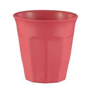 SUIT BEIBI vaso medium bamboo red