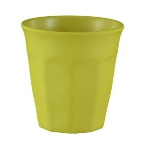 SUIT BEIBI vaso medium Bambú Yellow