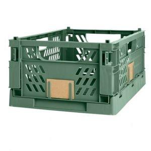 DAY caja plegable MAXI Dill Green