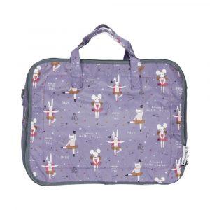 MY BAGS maleta bailarina
