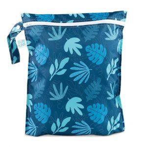 BUMKINS bolsa impermeable blue tropic